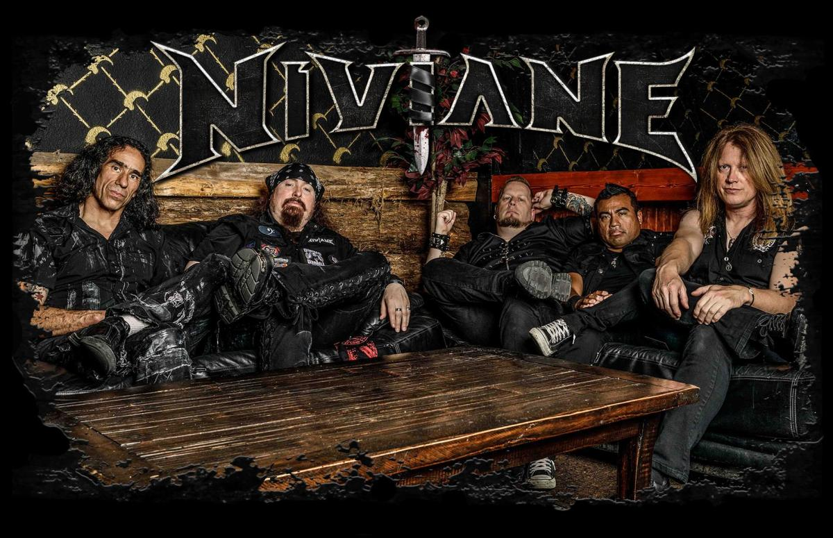 Sacramento Power Metal Powerhouse NIVIANE Release Epic New MusicVideo