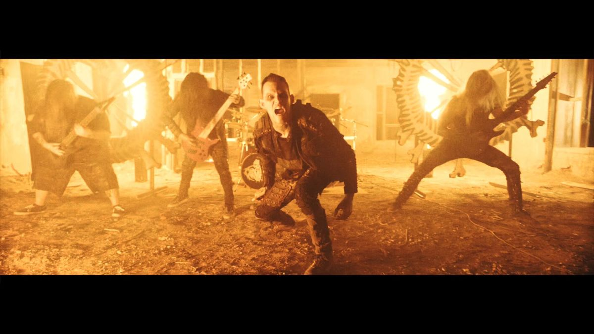 """CARNIFEX Release New Music Video For Second Single, """"World WarX"""""""