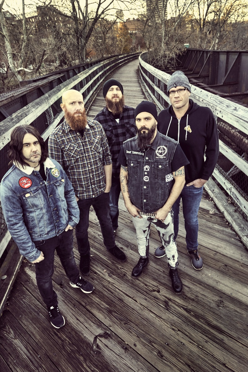 """Killswitch Engage Drop New Song """"I Am BrokenToo"""""""