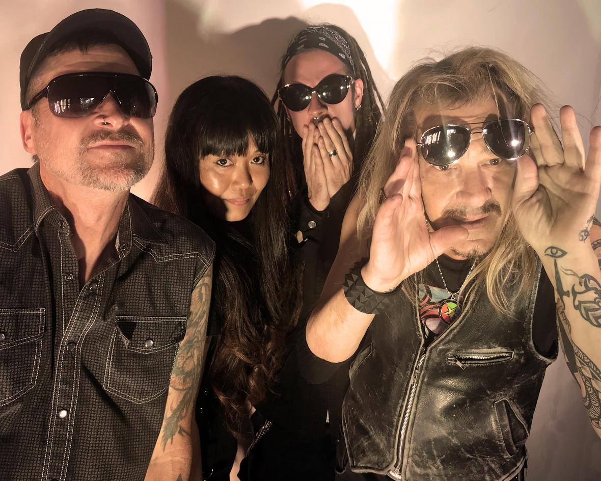 "Catch MY LIFE WITH THE THRILL KILL KULT on the ""Strange Affairs"" Fall 2019 Tour Dates with CURSE MACKEY!"