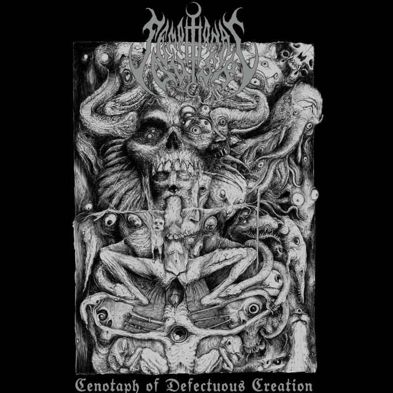 Dark Descent Records Announce Release of Sempiternal Dusk's 'Cenotaph of Defectuous Creation'