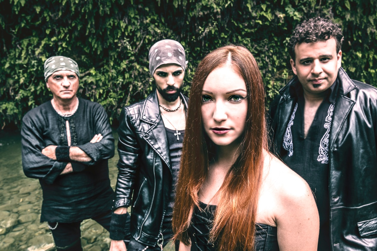 Astralium's New Video ft. Sabaton's Tommy Johansson 'Rising Waves From TheOcean'
