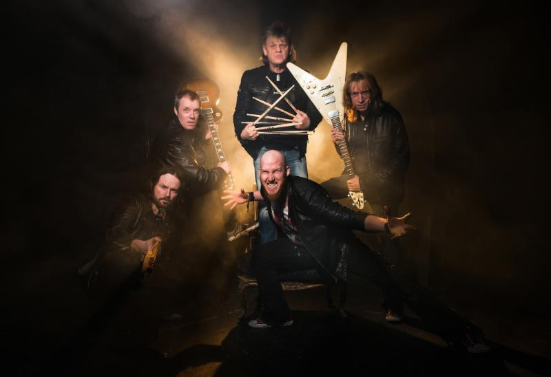 "British Heavy Metal Icons DIAMOND HEAD Unleash Video For ""The Sleeper"""