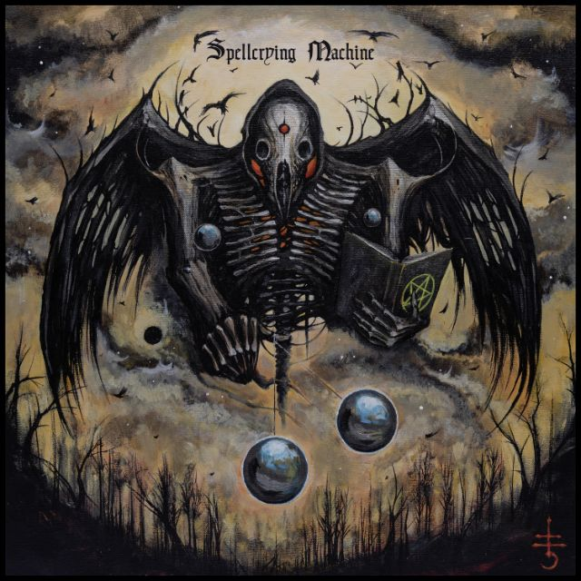 ESSENCE OF DATUM Stream Entire New Album, 'Spellcrying Machine'
