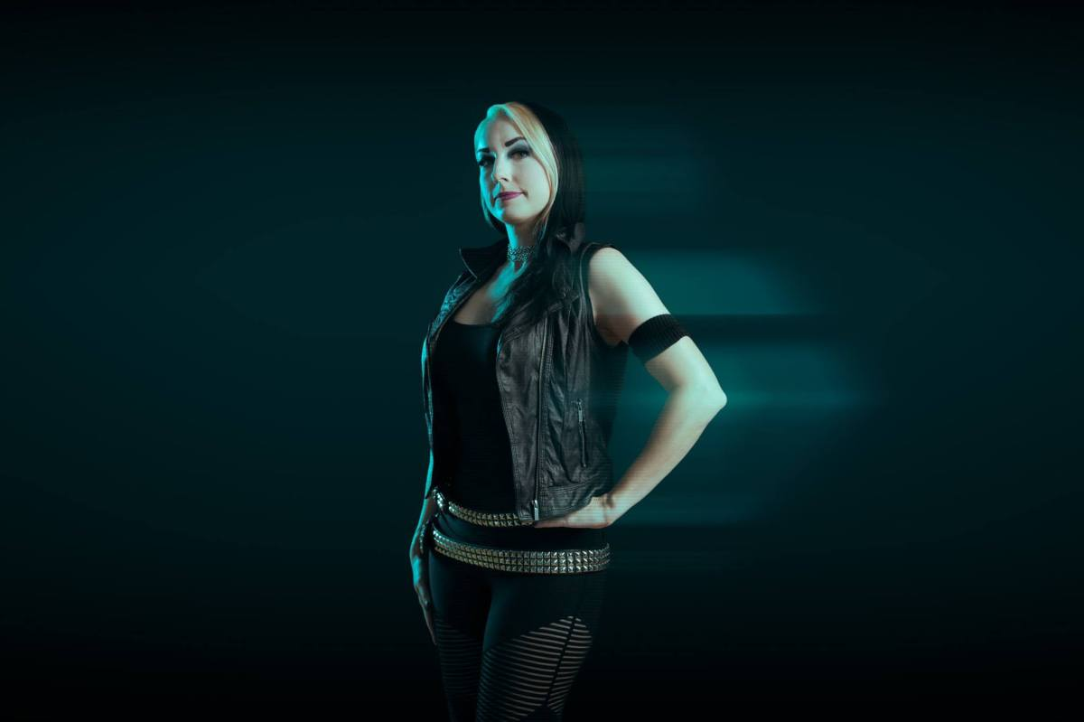 Sacramento's HELION PRIME Welcomes New Vocalist Mary Zimmer, New MusicStreaming