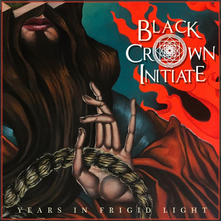 """Black Crown Initiate release a new song """"Years in FrigidLight"""""""