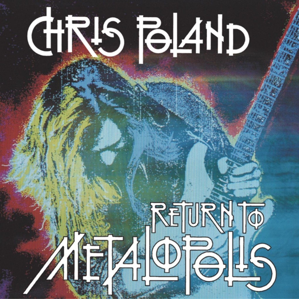 Former Megadeth Guitarist Chris Poland Signs's David Ellefson's CombatRecords