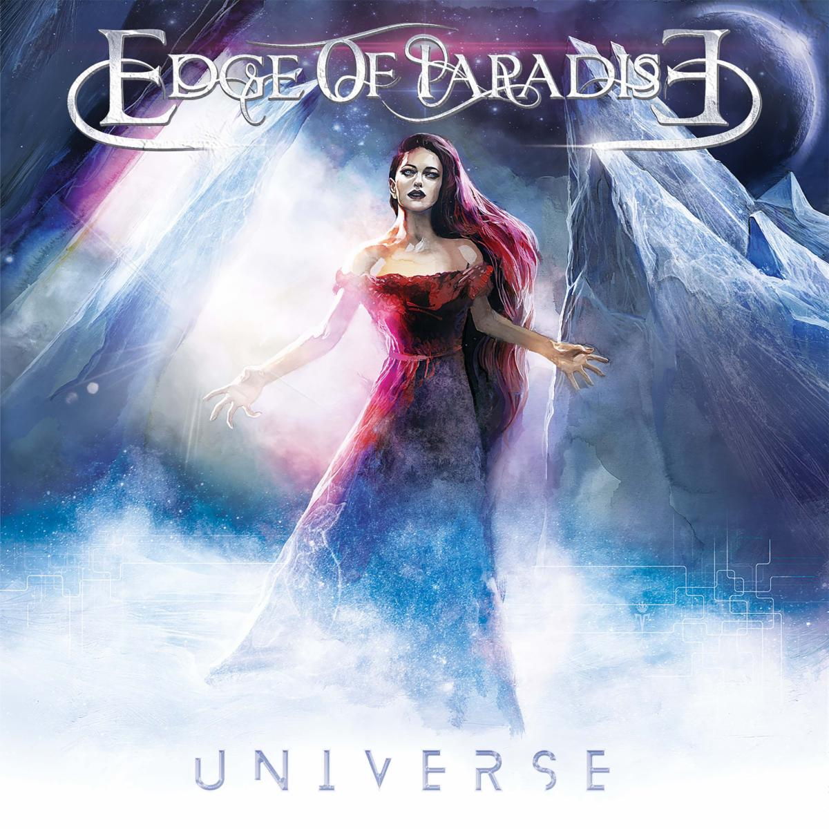 """EDGE OF PARADISE To Release """"Universe"""" November 8th via Frontiers MusicSrl"""