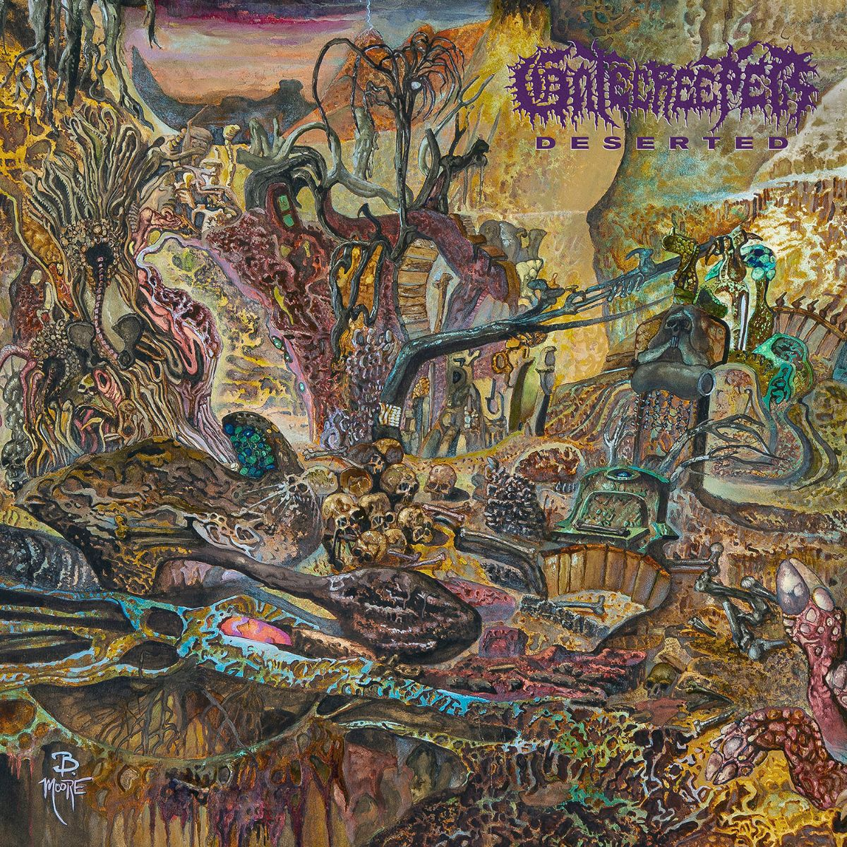 "GATECREEPER: Share New Single""Everlasting"""