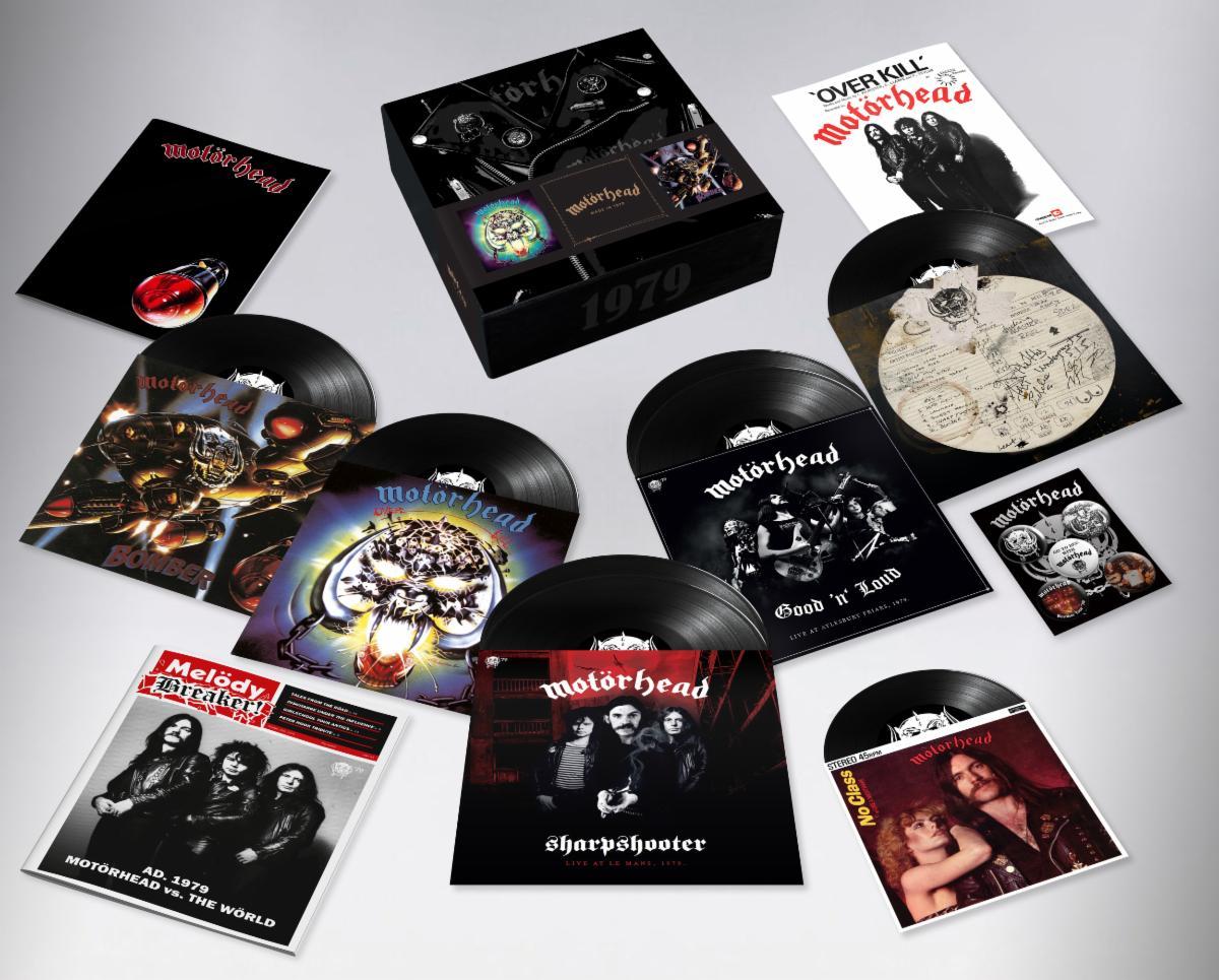 Join the MOTÖRHEAD 1979 Celebration on October 2 at Lemmy'sLounge