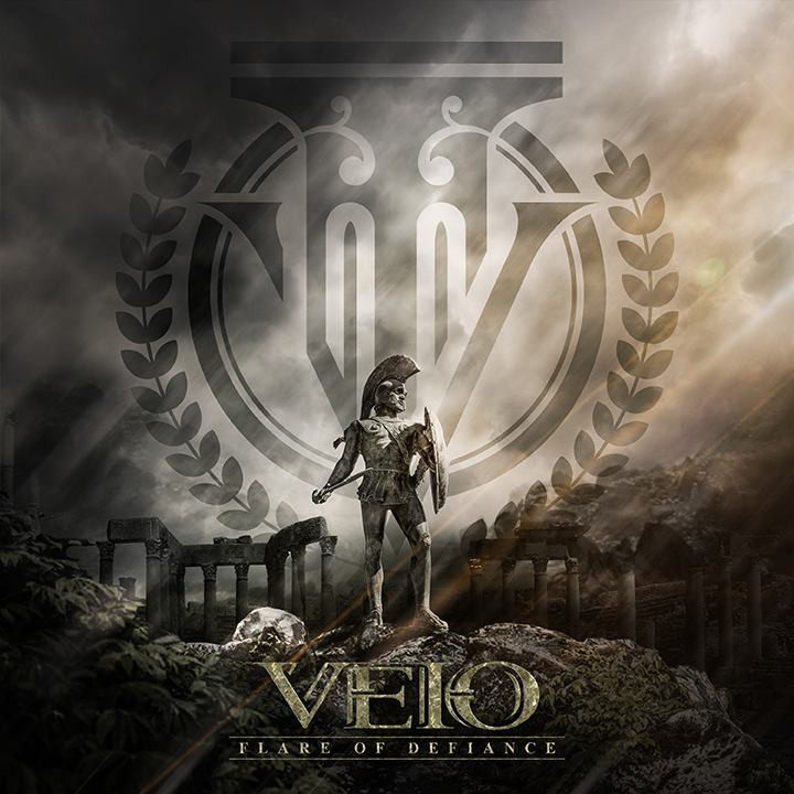 "Alt-Metal trio VEIO release new single ""Flare of Defiance"""