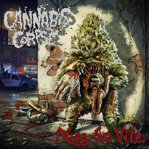 Cannabis Corpse Unleash True Stoner Terror in New Music Video