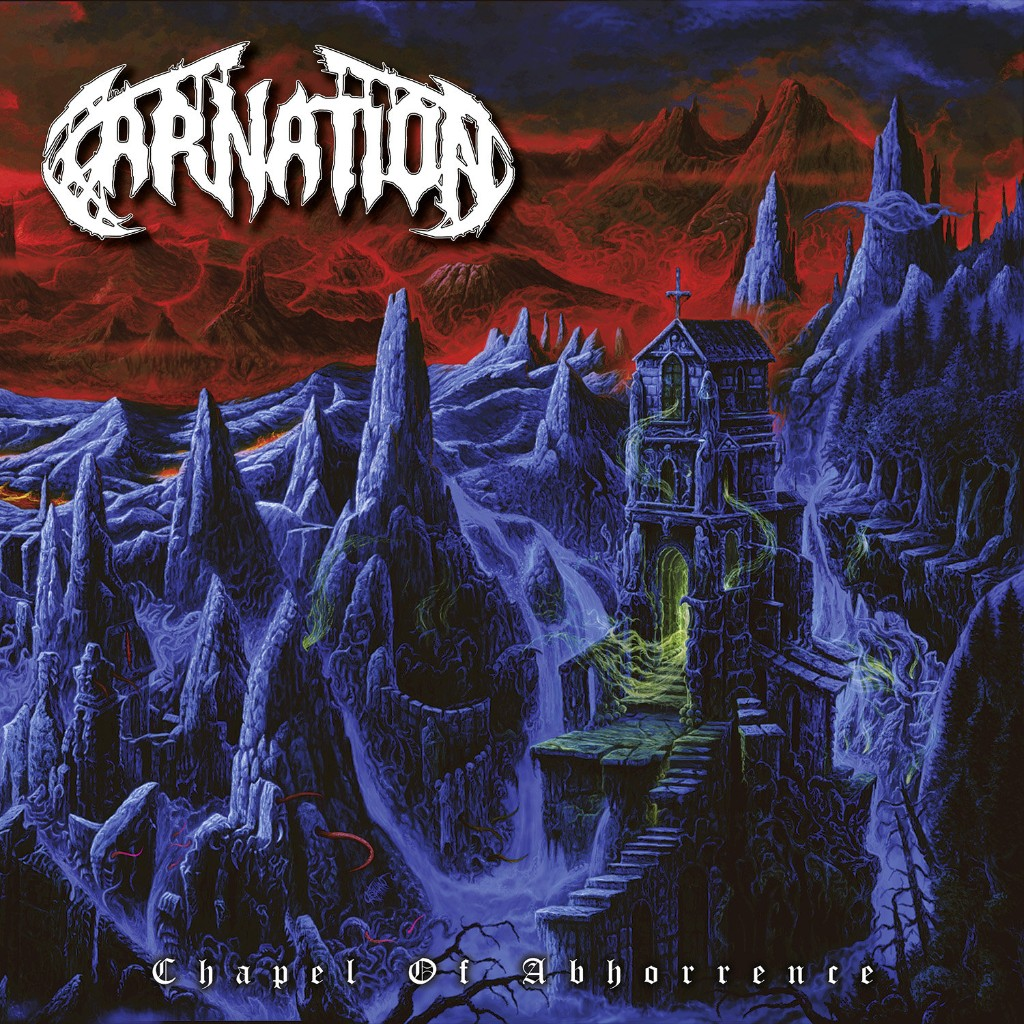 "CARNATION Release Live Video for Song ""Plaguebreeder"""