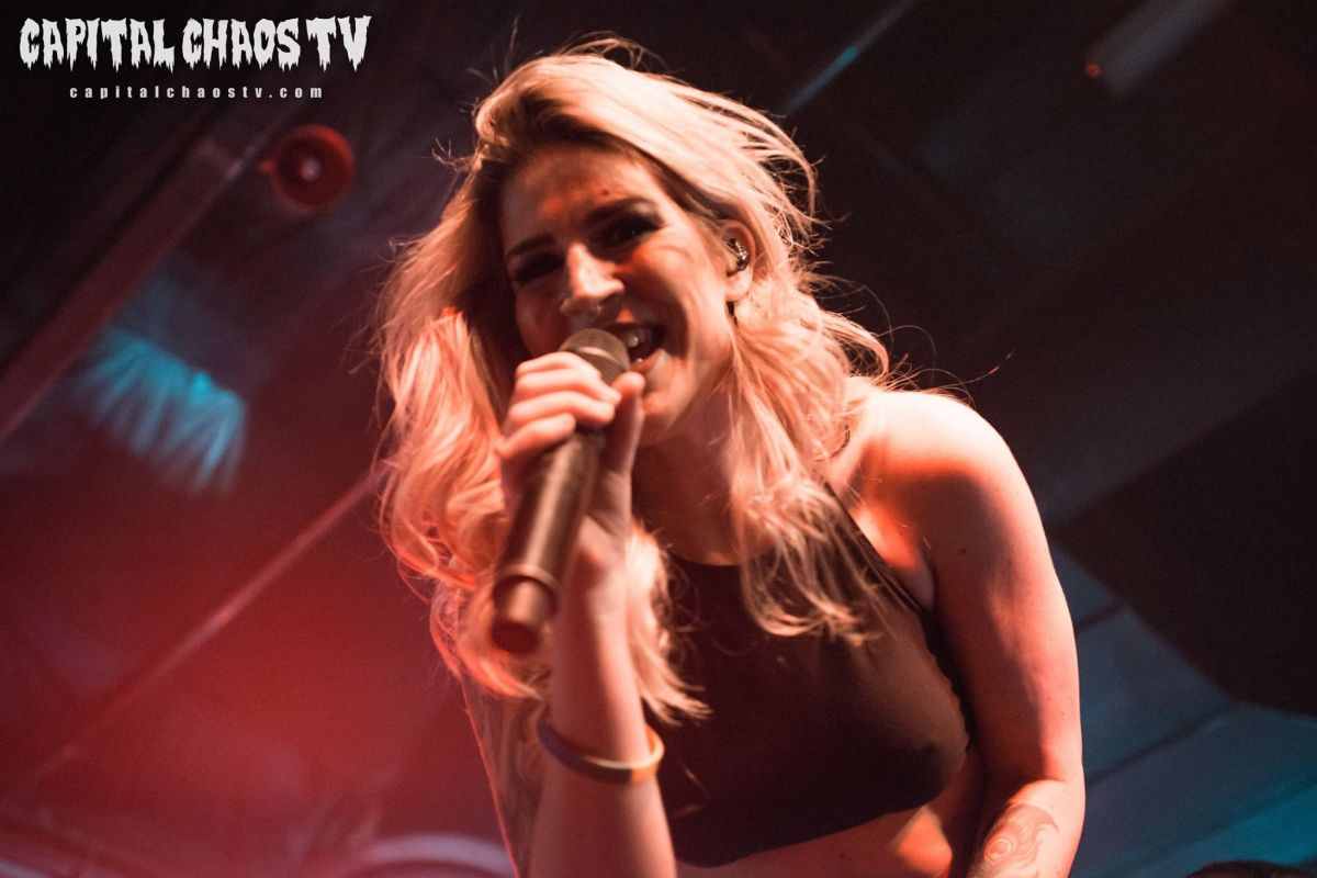 Concert Photo Review: Delain @ Ace Of Spades – Sacramento, California