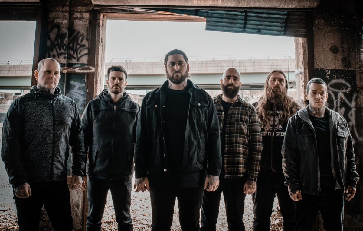 """Fit for an Autopsy Premiere New Song""""Shepherd"""""""