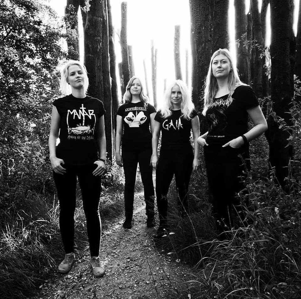 Copenhagen Death Doom Unit Konvent Unleashes Video For Upcoming Debut Album!