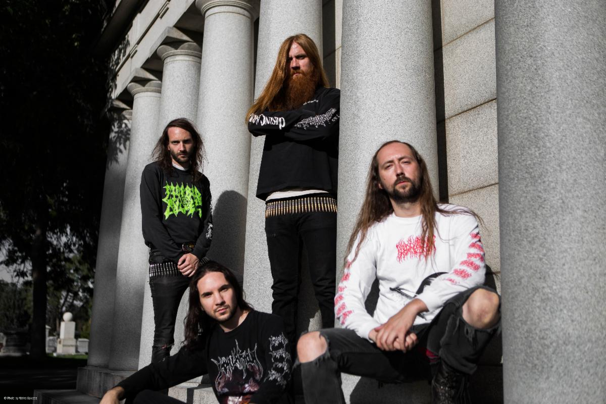"BLOOD INCANTATION Release ""Slave Species of the Gods"" Video"