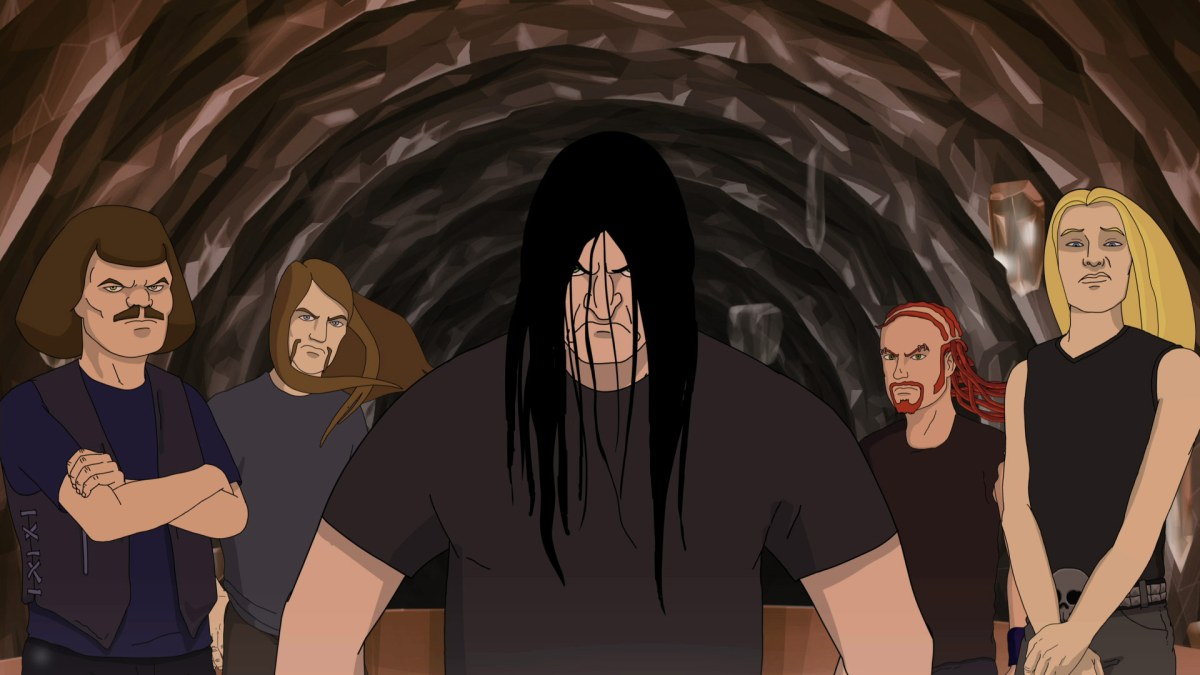 Video From Dethklok's First Show In Five YearsAvailable